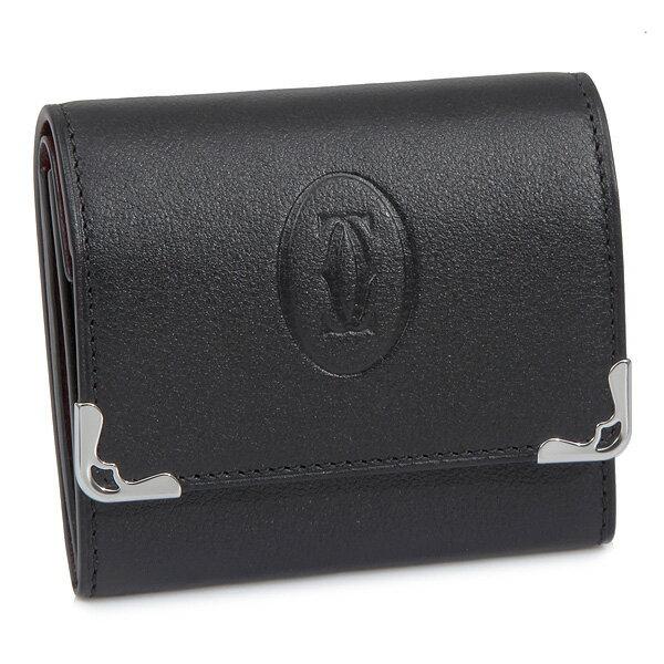 カルティエ Cartier カルティエ コインケース CARTIER L3001372 CABOCHON カボション 小銭入れ BLACK