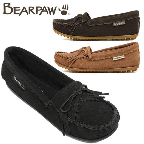 ベアパウ BEARPAW ベアパウ BEARPAW ベアパウ モカシン Bearpaw MJ002 MOCJL シューズ 選べるカラー ベアパウ モカシン BEARPAW シューズ 5,400円以上で送料無料