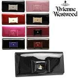 ヴィヴィアンウエストウッド 財布 ヴィヴィアン ウエストウッド ビビアン 長財布 Vivienne Westwood ヴィヴィアン・ウエストウッド 二つ折り長財布 2800 FIO