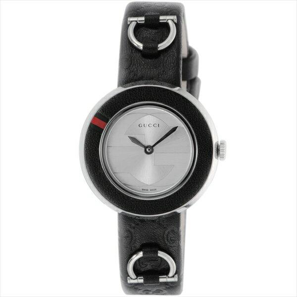 グッチ 腕時計 GUCCI YA129515-SET-BKGG ブラックホワイト グッチ 時計 GUCCI 腕時計 レディース 5,400円以上で送料無料【腕時計ベルト】