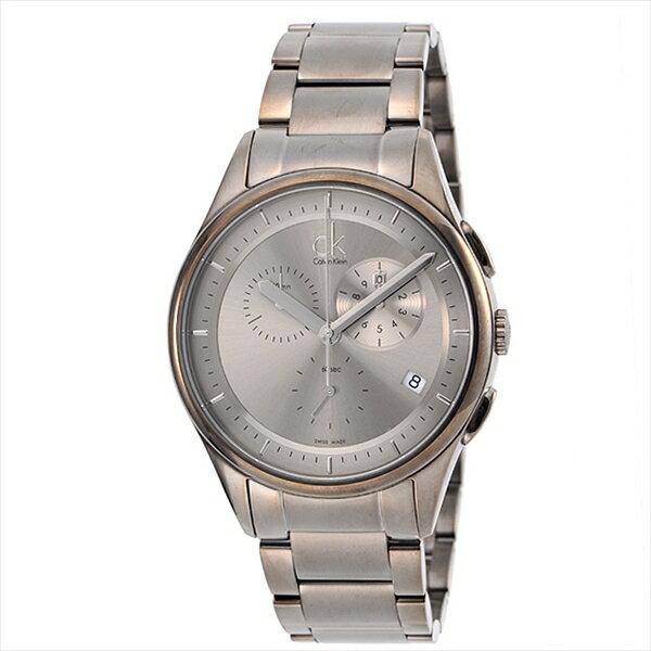 カルバンクライン Calvin Klein 時計 腕時計 メンズ カルバンクライン 時計 メンズ CALVIN KLEIN K2A279.20 ベーシック 腕時計 ウォッチ シルバー/シルバー