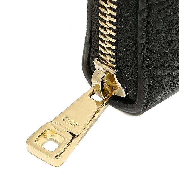 クロエ Chloe 財布 クロエ 長財布 ラウンドファスナー長財布 3P0780 944 001 ブラック