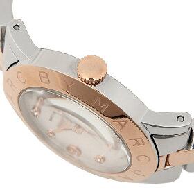 マークバイマークジェイコブスMARCBYMARCJACOBS時計腕時計マークバイマークジェイコブスMARCBYMARCJACOBS腕時計マークバイマークジェイコブス時計レディースMBM3194エイミークリスタルホワイト/ピンクゴールド