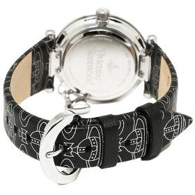 ヴィヴィアン腕時計ヴィヴィアンウエストウッドVV006BKBKブラック