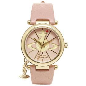 ヴィヴィアン腕時計ヴィヴィアンウエストウッドVV006PKPKピンク