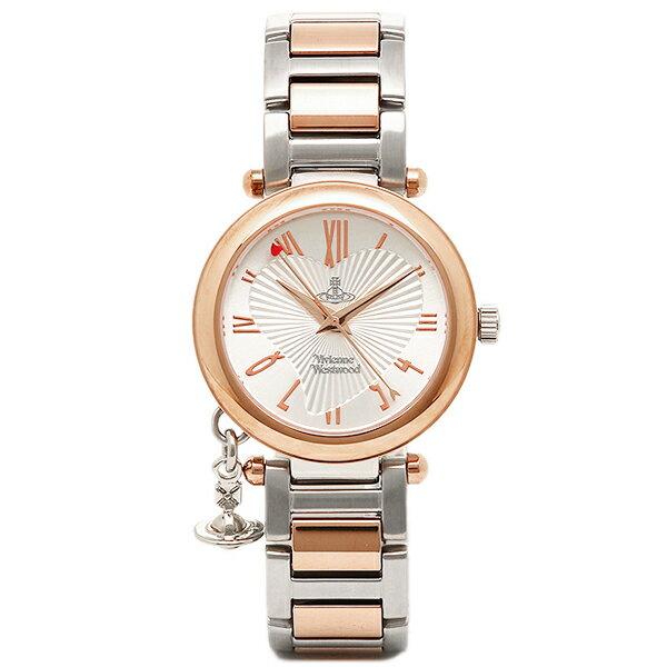 ヴィヴィアン 腕時計 ヴィヴィアンウエストウッド VV006RSSL シルバーゴールド...:culture:10107941