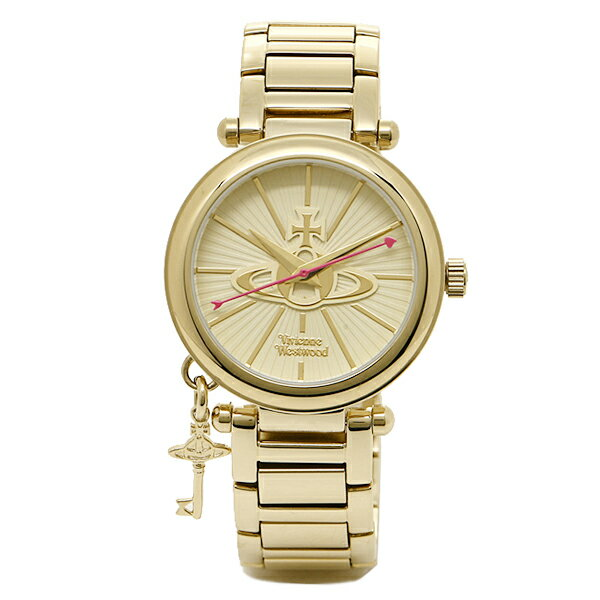 ヴィヴィアン 腕時計 ヴィヴィアンウエストウッド VV006KGD ゴールド...:culture:10137348