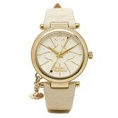 ヴィヴィアン 腕時計 ヴィヴィアンウエストウッド VV006WHWH ホワイト