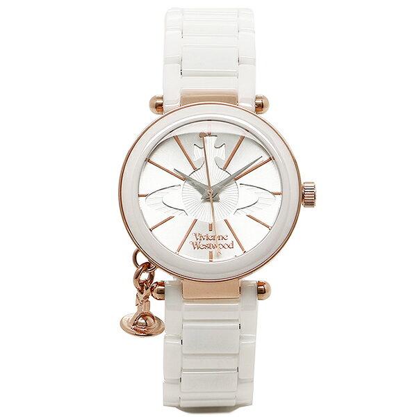 ヴィヴィアン 腕時計 ヴィヴィアンウエストウッド VV067RSWH ホワイト...:culture:10123730