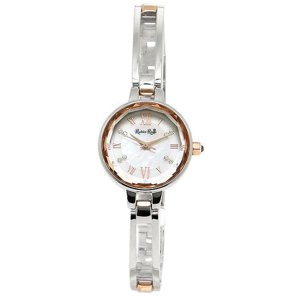 ルビンローザ Rubin Rosa 時計 腕時計 ルビンローザ 時計 レディース Rubin Rosa R015SOLTWD ソーラー 腕時計 ウォッチ シルバーダイヤ/シルバー ルビンローザ 時計 レディース 腕時計 RUBIN ROSA ウォッチ