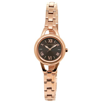 Ruben Rosa Rubin Rosa watch watch Ruben Rosa watches ladies Rubin Rosa R016SOLPBR solar watches watch light pink / Brown