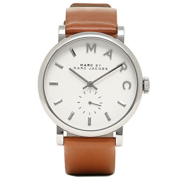 マークバイマークジェイコブス MARC BY MARC JACOBS 時計 腕時計 マークバイマークジェイコブス 時計 レディース MARC BY MARC JACOBS MBM1265 BAKER ベイカー 腕時計 ウォッチ ブラウン/ホワイト