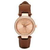 マイケルマイケルコース 時計 レディース MICHAEL MICHAEL KORS MK2353 PETITE DARCI 腕時計 ウォッチ ピンクゴールド/ブラウン