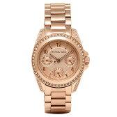 マイケルマイケルコース 時計 レディース MICHAEL MICHAEL KORS MK5613 BLAIR 腕時計 ウォッチ ピンクゴールド