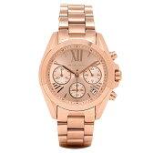 マイケルマイケルコース 時計 レディース MICHAEL MICHAEL KORS MK5799 BRADSHAW 腕時計 ウォッチ ピンクゴールド