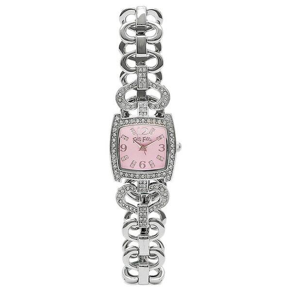 フォリフォリ 時計 FOLLI FOLLIE 腕時計 レディース WF5T120BPP ピンク/シルバー ウォッチ FOLLI FOLLIEフォリフォリ フォリ フォリ レディース 時計