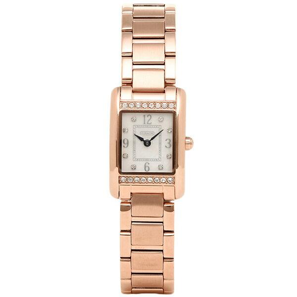 コーチ COACH 時計 レディース 腕時計 コーチ 腕時計 COACH 14501876 New Lexington Mini ニュー レキシントン ミニ 腕時計 ウォッチ ローズゴールド/ホワイトパール