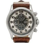 ルミノックス 腕時計 ウォッチ LUMINOX 1869 スポーツ オートマチック 腕時計 ウォッチ ブラウン シルバー