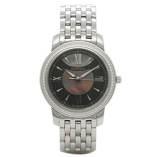ティファニー 時計 レディース/メンズ TIFFANY&Co. Z0046.17.10B90A00A MARK 腕時計 ウォッチ ブラック/ブラックパール ティファニー 時計 TIFFANY&Co. メンズ/レディース
