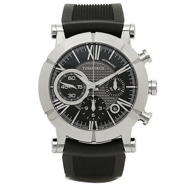 ティファニー 時計 メンズ TIFFANY&Co. Z1000.82.12A10A91A 自動巻 ATLAS GENT 腕時計 ウォッチ ブラック ティファニー 時計 TIFFANY&Co. メンズ