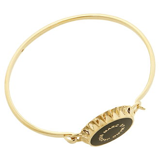 Marc by Marc Jacobs MARC BY MARC JACOBS M0006544 001 BOTTLE TOP HINGE BRACELET Bangle gold / black