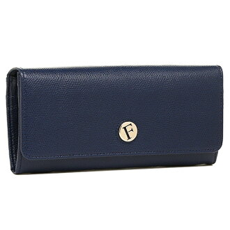 FURLA FURLA 777791 PM05 ARE 00Z NVY PIPER XL BIFOLD wallets wallet NAVY