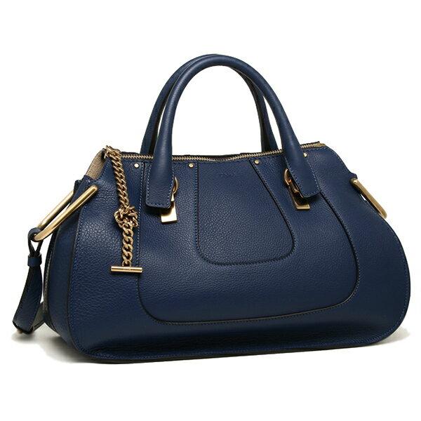 chloe bag blue
