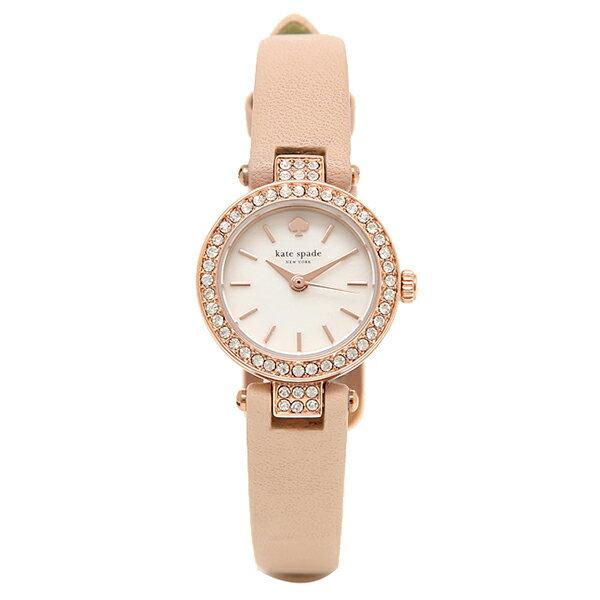 ケイトスペード 時計 KATE SPADE 1YRU0719 TINY PAVE METRO タイニーパヴェメトロ 腕時計 ウォッチ ゴールド/ベージュ
