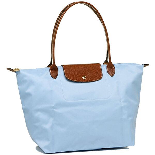 Longchamp tote bags LONGCHAMP 1899 089 C50 light blue