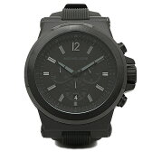 マイケルマイケルコース 時計 メンズ MICHAEL MICHAEL KORS MK8152 DYLAN ディラン 腕時計 ウォッチ ブラック