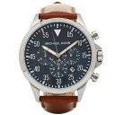 マイケルコース 腕時計 MICHAEL KORS MK8362 ブラウン/ブルー