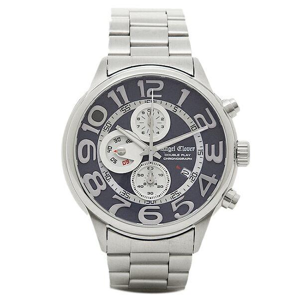 エンジェルクローバー 時計 ANGEL CLOVER DP44SNV       腕時計 ウォッチ ネイビー/シルバ- ANGEL CLOVER エンジェルクローバー メンズ 腕時計 5,400円以上で送料無料