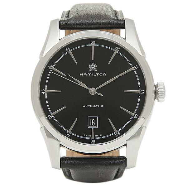 ハミルトン 時計 メンズ HAMILTON H42415731 ジャズマスタースピリットオブリバティ メンズ腕時計 ウォッチ ブラック/シルバー ハミルトン 時計 メンズ HAMILTON