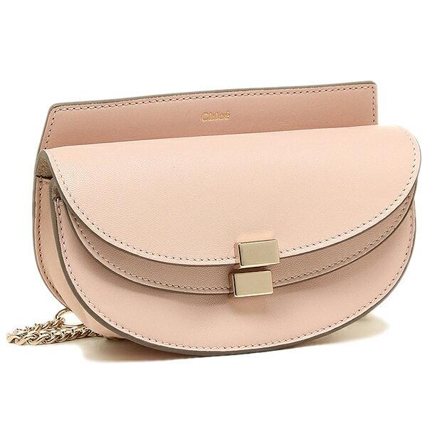 chloe pink georgia bum pouch