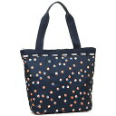 レスポートサック バッグ LESPORTSAC 2659 D827 SMALL HAILEY TOTE トートバッグ BEACH BALL PLAY NAVY