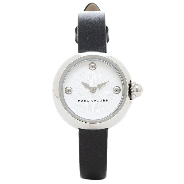 マークジェイコブス 腕時計 MARC JACOBS MJ1430 ブラック シルバー 【10%OFFクーポン対象商品 3/21~3/24 09:59】マークジェイコブス レディース時計