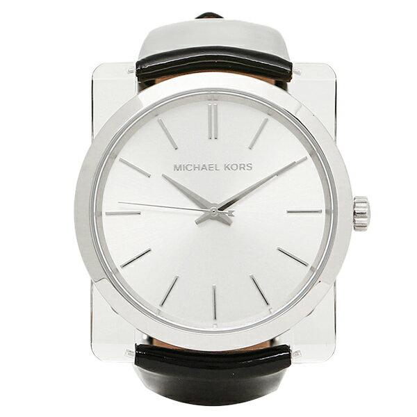マイケルマイケルコース 時計 MICHAEL MICHAEL KORS MK2483 KEMPTON ケンプトン レディース腕時計ウォッチ ブラック/シルバー