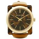 マイケルコース 腕時計 MICHAEL KORS MK2484 ブラウン シルバー