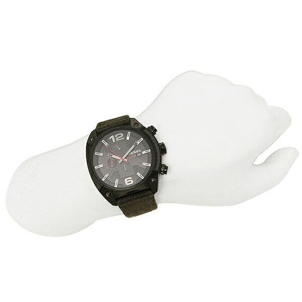 Brand Shop AXES  라쿠텐 일본: 디젤 시계 DIESEL DZ4373 OVERFLOW DENIM 오버 ...