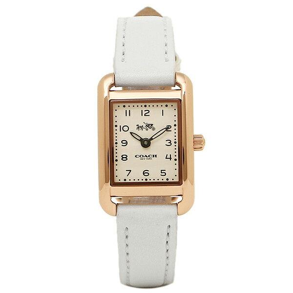 コーチ 腕時計 レディース COACH 14502298 ゴールド ホワイト