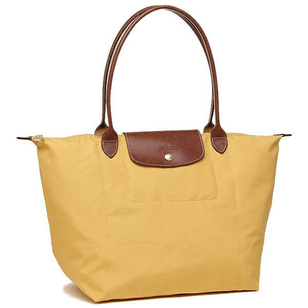 Longchamp bags LONGCHAMP 1899 089 C91 pliage LE PLIAGE SHOULDER BAG L tote bag CURRY