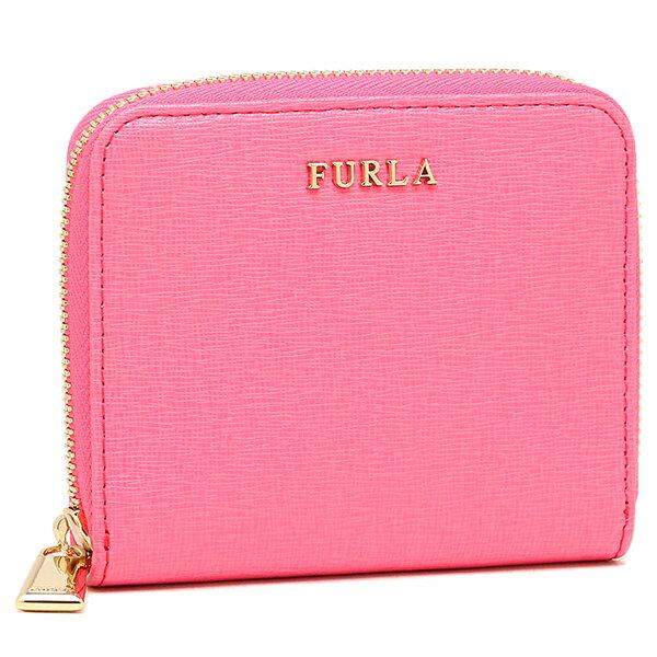 フルラ 折財布 FURLA 816940 PN51 B30 ROE ピンク