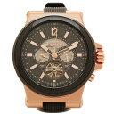 マイケルコース 腕時計 MICHAEL KORS MK9019 自動巻き ブラック ピンクゴールド