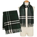 バーバリー マフラー BURBERRY 3994117 3770B GIANT CHECK CASHMERE SCARF カシミア100% 30×168cm D...