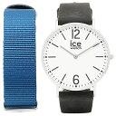 アイスウォッチ 時計 ICEWATCH CHL.B.FIN.36.N.15 ICE CITY FINSBURRY ユニセックス腕時計 ウォッチ シルバ−/ブラッ...