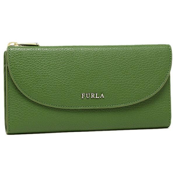 フルラ 長財布 FURLA 833879 PQ33 D10 オリーブ