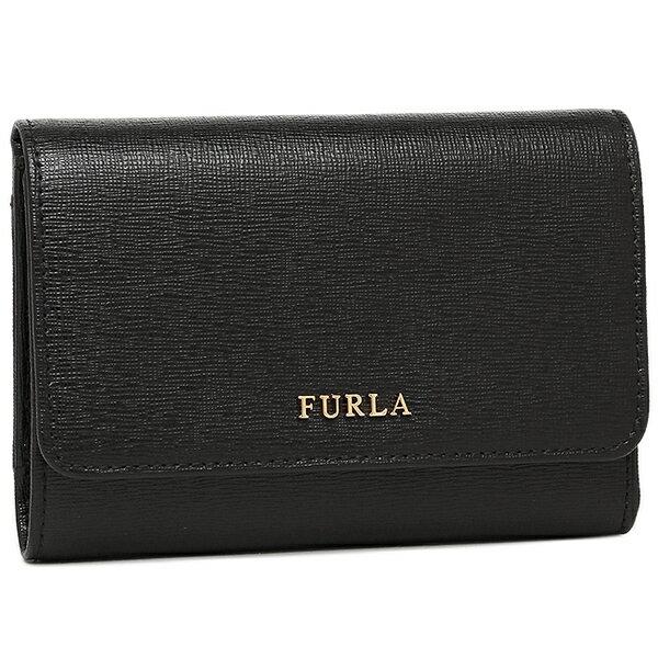 フルラ 折財布 FURLA 801085 PO72 B30 O60 ブラック