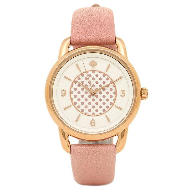 ケイトスペード 腕時計 KATE SPADE KSW1164 ピンク ホワイト ローズゴールド KATE SPADE ケイトスペード