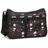 レスポートサック ショルダーバッグ LESPORTSAC 7507 G083 SNOOPY IN THE STARS