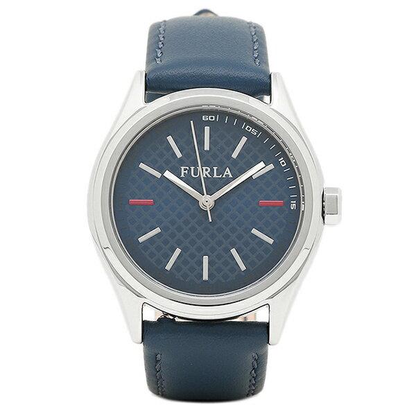 フルラ 腕時計 FURLA R4251101503 シルバー/ブルー フルラ FURLA